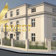 [SPRZEDANE] Mieszkanie apartamentowe (1), 91,05 m.kw. + 15,85 m.kw. w rewitalizowanej kamienicy Grodziska 21 Poznań